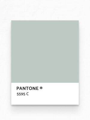 Hello Sticky - Shop - Peel &Amp; Stick Removable Wallpaper - Fruity &Amp; Floral Wallpaper - Soft Seafoam - Pantone View