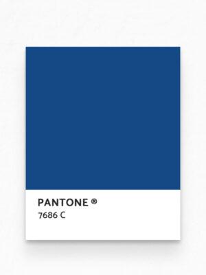 Hello Sticky - Shop - Peel &Amp; Stick Removable Wallpaper - Stripe, Spot &Amp; Dot Wallpaper - Blue Stripes - Pantone View