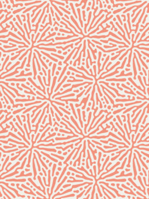 Hello Sticky - Shop - Peel &Amp; Stick Removable Wallpaper - Stripe, Spot &Amp; Dot Wallpaper - Floral Splatter - Zoomed In View