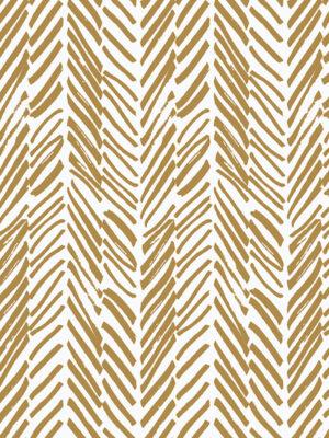 Hello Sticky - Shop - Peel &Amp; Stick Removable Wallpaper - Stripe, Spot &Amp; Dot Wallpaper - Gold Herringbone - Zoomed In View