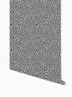 Hello Sticky - Shop - Peel &Amp; Stick Removable Wallpaper - Stripe, Spot &Amp; Dot Wallpaper - Splatter - Roll 1 View
