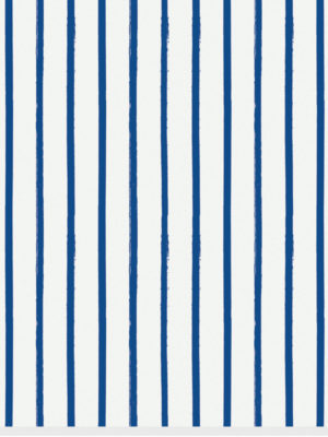 Hello Sticky - Shop - Peel &Amp; Stick Removable Wallpaper - Stripe, Spot &Amp; Dot Wallpaper - Vertical Stripes - Zoomed In View