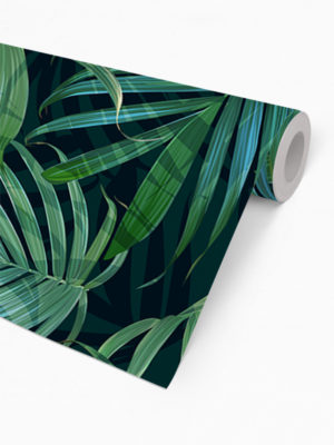 Hello Sticky - Shop - Peel &Amp; Stick Removable Wallpaper - Urban Jungle Wallpaper - Whispering Palms - Roll 2 View