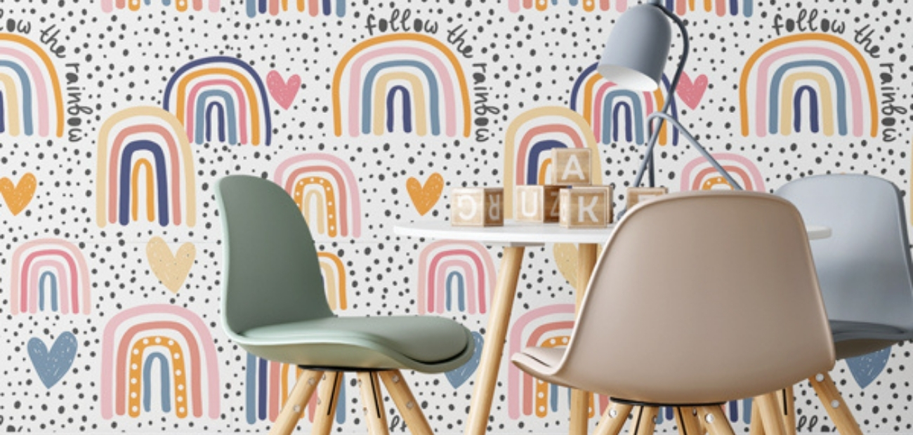 Hello Sticky - Wallpaper The World - Sustainable Design - Sustainable Wallpaper - Page View